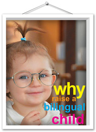 why bilingual child